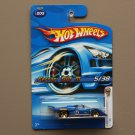 Hot Wheels 2006 First Editions Ferrari 512 M (blue)
