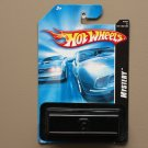 Hot Wheels 2007 Mystery Models Rapid Transit (red)