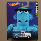 Hot Wheels 2014 Pop Culture The Muppets '52 Chevy Truck (Sam The Eagle)