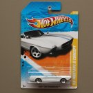 Hot Wheels 2011 HW Premiere '63 Mustang II Concept (white)
