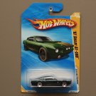 Hot Wheels 2010 HW Premiere '67 Shelby GT-500 (green)