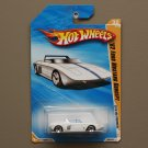 Hot Wheels 2010 HW Premiere '62 Ford Mustang Concept (white)