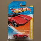 Hot Wheels 2010 HW Premiere '62 Ford Mustang Concept (red)