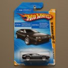 Hot Wheels 2010 HW Premiere '81 Delorean DMC-12 (black)