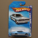 Hot Wheels 2010 Muscle Mania '67 Dodge Charger (blue)