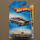 Hot Wheels 2009 HW Premiere '70 Chevelle SS Wagon (champagne) (see condition)