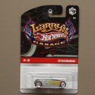 Hot Wheels 2009 Larry's Garage '33 Ford Roadster (silver/black)