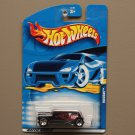 Hot Wheels 2001 Collector Series Hooligan (black)