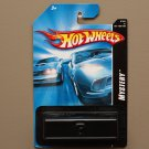 Hot Wheels 2007 Mystery Models Power Rage (chrome gold)