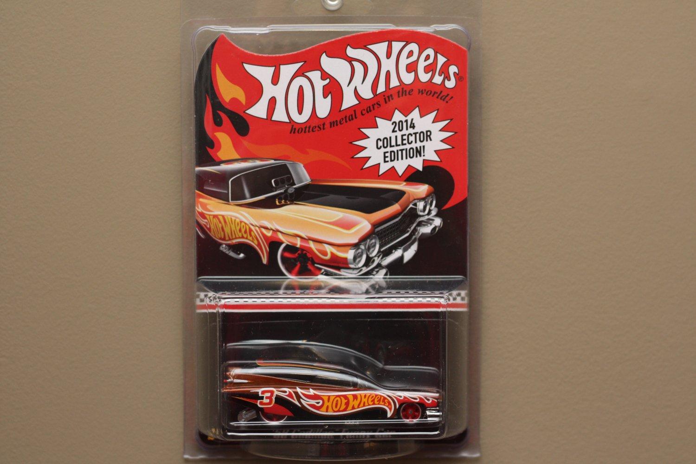Hot Wheels 2014 Collector Edition 59 Cadillac Funny Car