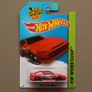 Hot Wheels 2015 HW Workshop Toyota AE-86 Corolla (red)