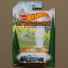 Hot Wheels 2014 Road Trippin' Tesla Roadster