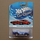 Hot Wheels 2013 Cool Classics Shelby Cobra Daytona Coupe