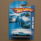 Hot Wheels 2008 HW All Stars '71 Plymouth GTX (blue - Kmart Excl.)