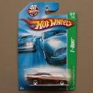 Hot Wheels 2008 Treasure Hunts Dodge Challenger Funny Car (copper)
