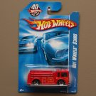 Hot Wheels 2008 HW All Stars Fire-Eater (red)