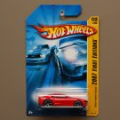 Hot Wheels 2007 First Editions Chevy Camaro Concept (red)