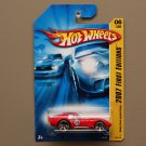 Hot Wheels 2007 First Editions Shelby Cobra Daytona Coupe (red)