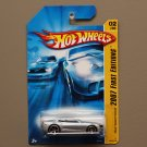 Hot Wheels 2007 First Editions Chevy Camaro Concept (silver)