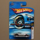 Hot Wheels 2005 First Editions Ford Shelby GR-1 Concept (silver)