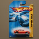 Hot Wheels 2007 New Models Chevy Camaro Concept (orange - Kmart Excl.)