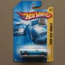 Hot Wheels 2008 New Models Camaro Convertible Concept (blue)