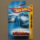 Hot Wheels 2008 New Models Camaro Convertible Concept (orange)