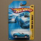 Hot Wheels 2008 New Models 2008 Tesla Roadster (blue)