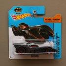 Hot Wheels 2015 HW City Batmobile (Batman)