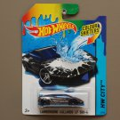Hot Wheels 2014 Color Shifters Lamborghini Gallardo LP 560-4 (black to silver) (SEE SPECIAL NOTE)