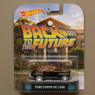 Hot Wheels 2014 Retro Entertainment Ford Super De Luxe (Back To The Future)