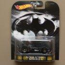 Hot Wheels 2014 Retro Entertainment Batman Returns Batmobile
