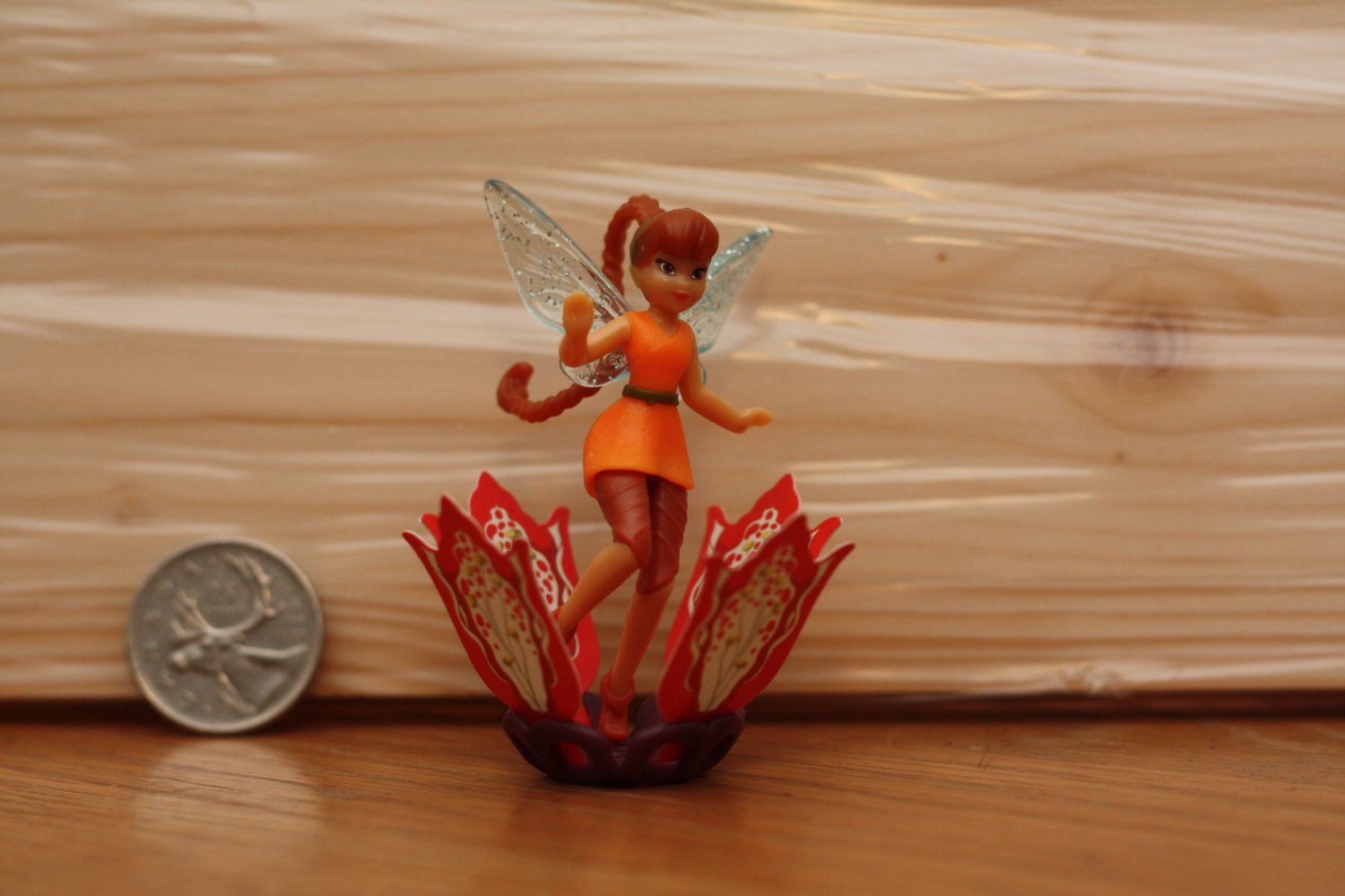 Kinder Surprise Disney Magic Fairies: FAWN - (Free Shipping*)