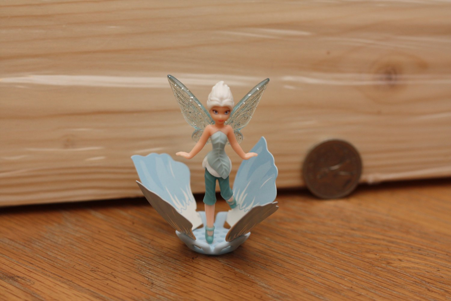 Kinder Surprise Disney Magic Fairies: PERIWINKLE - (Free Shipping*)