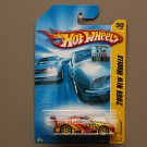 Hot Wheels 2008 New Models Amazoom (orange)