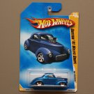 Hot Wheels 2009 HW Premiere Custom '41 Willys Coupe (blue)