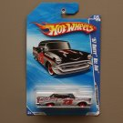 Hot Wheels 2010 HW Performance '57 Chevy Bel Air (black)