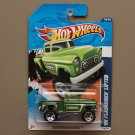 Hot Wheels 2011 HW Performance '56 Flashsider Lifted (green)