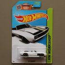 Hot Wheels 2015 HW Workshop '69 Camaro (white)