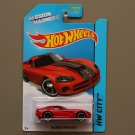 Hot Wheels 2014 HW City '06 Dodge Viper SRT10 (red) (Mission Madness Scavenger Hunt)