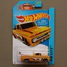 Hot Wheels 2015 HW City Custom '62 Chevy (yellow)