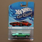 Hot Wheels 2013 Cool Classics 1968 Mercury Cougar (see condition)