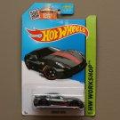Hot Wheels 2015 HW Workshop Ferrari 599XX (graphite) (SEE CONDITION)