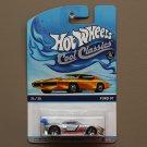 Hot Wheels 2014 Cool Classics Ford GT