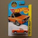 Hot Wheels 2015 HW Off-Road Volkswagen Caddy (orange)