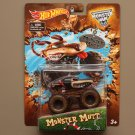 Hot Wheels 2014 Monster Jam Monster Mutt (Walmart Rewards Mail-In)
