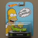 Hot Wheels 2014 Retro Entertainment The Homer (The Simpsons) (SEE CONDITION)