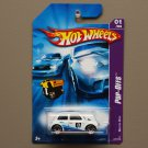 Hot Wheels 2007 Pop-Offs Series Morris Mini Cooper (white)