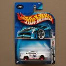 [WHEEL ERROR] Hot Wheels 2003 Final Run Porsche 911 Carrera (white)