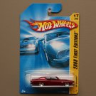 Hot Wheels 2008 First Editions '69 Chevelle SS 396 (burgundy)